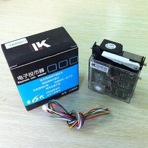 LK800A-Top-Entry-CPU-Coin-acceptor-token-Mech-for-Arcade-game-vending-machine