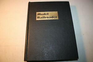 Model-Railroader-Magazine-Bound-Volume-37-1970-January-December-Very-Good