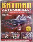 Eaglemoss BATMAN Automobilia #2 Batman 1966 TV Barris Batmobile : Magazine Only