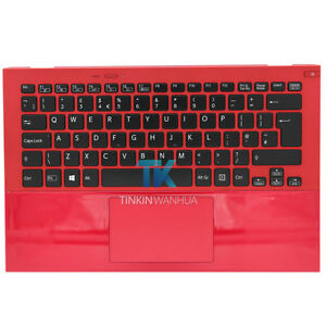 New-for-Sony-SVP13-SVP132-Series-Keyboard-EU-European-Palmrest-with-Backlit