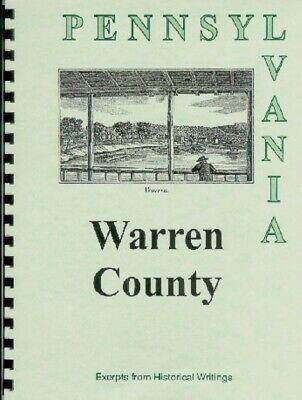 PA Clinton//Cameron county history from 4 Rare Books Lock Haven Pennsylvania New