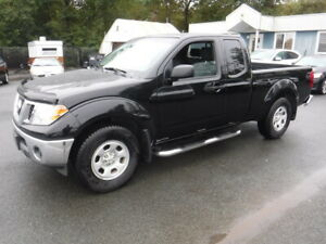 2011 Nissan Frontier 2WD King Cab Manual 1Owner No Accidents