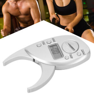 Mechanical Digital Body Fat Tester Calipers Weight Loss Slimming Diet Fitness