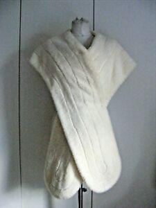 1950s-glamorous-faux-fur-white-fur-fabric-wrap-shoulder-stole-bride-1950s-L