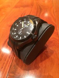 Used-Men-039-s-Golana-Swiss-Aqua-Pro-100-Watch