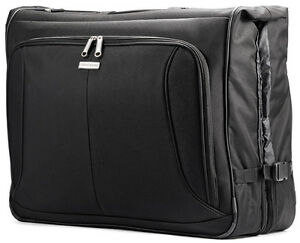 Samsonite Luggage Aspire XLite Ultra Valet Garment Bag - Black
