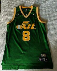 sale retailer 695e2 fc671 Details about NBA Authentic Hardwood Classics Deron Williams Utah Jazz  Jersey XL