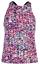 Indexbild 1 - Nike Tankini pink bunt Cross Strap Mädchen * REF 129 *