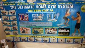 The-Bean-Elite-Combo-and-Flex-10-Ultimate-Ab-Exerciser-NIB-New