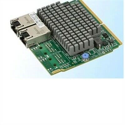 Supermicro The Ultimate Dual-Port 10 Gigabit Ethernet Controller with The Flexibility and S AOC-STGN-I2S