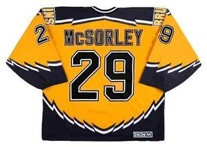 online store d724b 32a44 Details about MARTY McSORLEY Boston Bruins 1999 CCM Throwback Alternate NHL  Hockey Jersey
