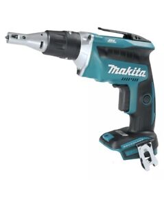 New-Makita-XSF03-18-Volt-Lithium-Ion-Cordless-Drywall-Screwdriver-Bare-Tool