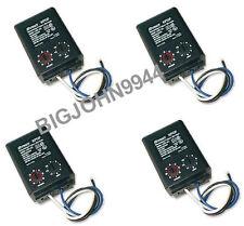 4 Pk X10 PRO XPDF Inline Dimmable Lamp Module W/ Soft Start Same As Leviton 6376
