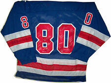 1980 miracle Usa olympic gold Hockey entire Team Signed Jersey 20 Auto COA /180