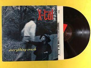 X-Tal-Everything-Crash-Alias-Records-A022-Ex-Condizioni-US-Importazione
