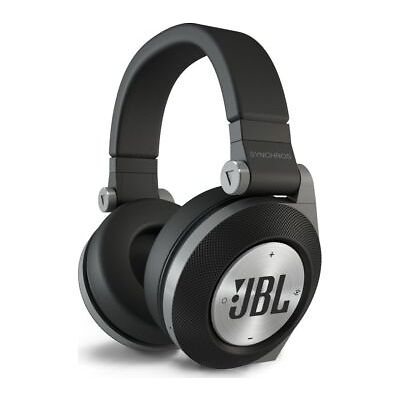 JBL E50BT Wireless Bluetooth Headphones - Black - Currys