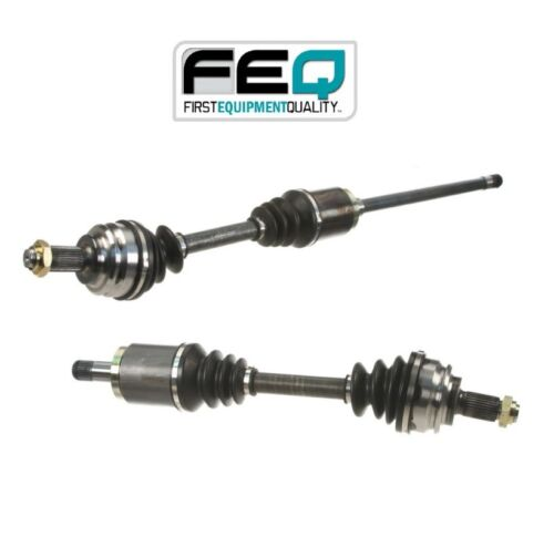 For BMW E53 X5 Pair Set of Two Front Output CV Axle Shafts Assemblies D=29mm FEQ