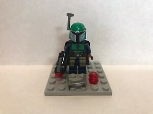 Blaster 75267 Green Lego ® Disney Star Wars Minifigure Mandalorian Green