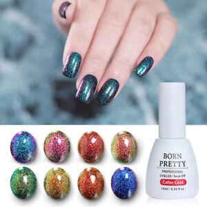 Born-Pretty-Peacock-UV-Gel-Polish-Soak-Off-Holographic-Chameleon-Gel-Varnish