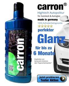carron-Autopolitur-Lotuseffekt-Hochglanz-Versiegelung-Glanz-ohne-Polierarbeit