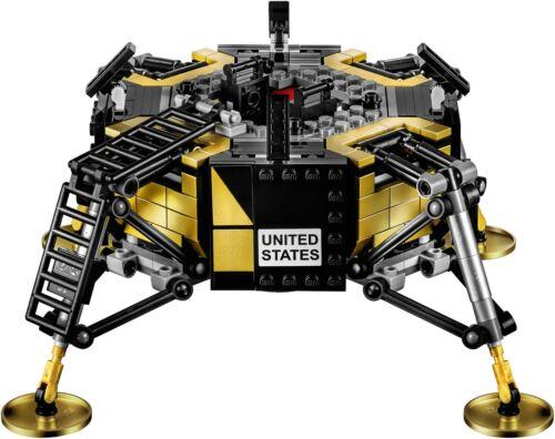 dans sa boîte scellée Boîte d/'origine jamais ouverte LEGO ® Creator Expert 10266 NASA Apollo 11 mondlandefähre Nouveau neuf dans sa boîte /_ NEW En parfait état