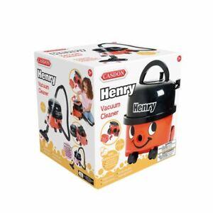 Casdon Kids Toy Little Helper Henry Hoover Aspirateur