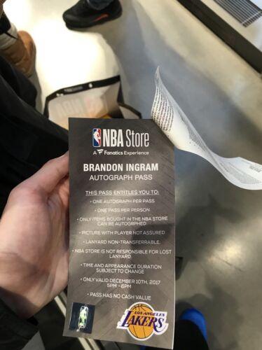 a talla peque por Nike autografiada Brandon Camiseta en Ingram x1Y8AHqH