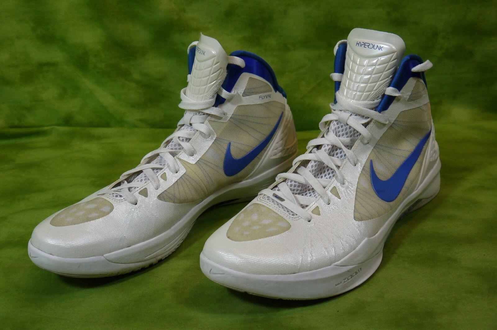 Nike Zoom Zoom Zoom Zoom Nike scarpe Hyper Dunk Flywire Uomo 18 Basketball   518abc
