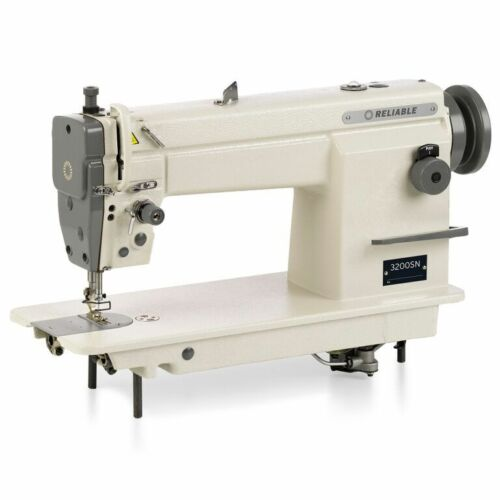 Reliable 3200SN 1 Needle Lockstitch Commercial Sewing Machine, 5000RPM