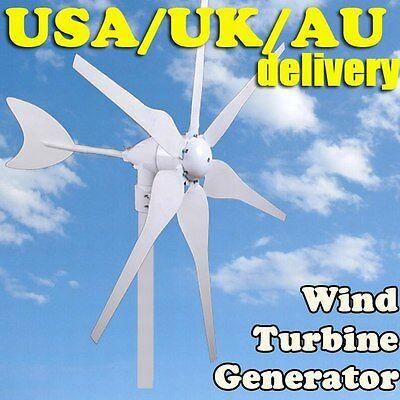 TURBINE WIND GENERATOR 300W LARGE POWER AEROGENERATOR STRONG GREEN POWERSUPPLY