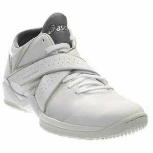 ASICS-Naked-Ego2-Casual-Basketball-Shoes-White-Mens-Size-15-D