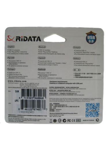 16-32gb ridata MEMORIA USB CHIAVETTA//USB LIGHT con schlüßelband//qualità TOP!
