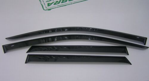 For Land Rover Freelander I Window Side Visors Sun Rain Guard Vent Deflectors