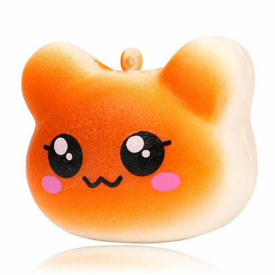 Jumbo Squishy Colorful Slow Rising Cute Kids Squeeze Toy Pressure Relief Soft
