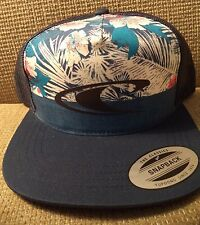 O'NEIL BOGAN TRUCKER SNAPBACK CAP HAT NAVY SAMPLE ITEM *NEW*