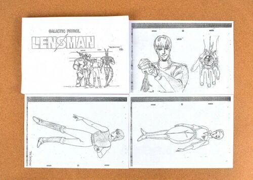 SF Shinseiki Lensman settei sheets