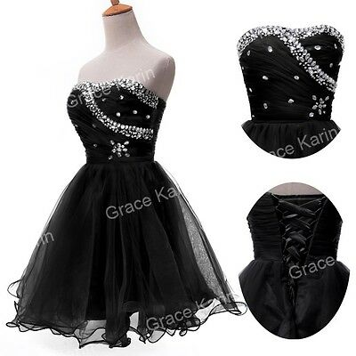 Masquerade Formal Homecoming Prom Ball Gown Cocktail Short Party Evening Dresses