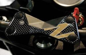 Tank Pad Sticker 3d Tank Compatible Motorcycle Kawasaki Z750 Z1000 Gold