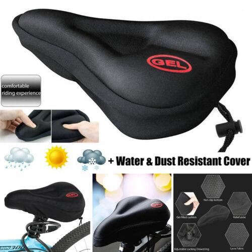 Saddles Gel Bike Saddle Cover Bicycle Seat Bike Cushion Pad Gel Pad Cushion