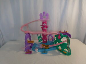 Fisher Price Shimmer And Shine Teenie Genie Magic Carpet