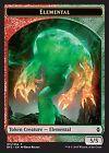 MRM French Token elemental 5/5 MTG magic BFZ