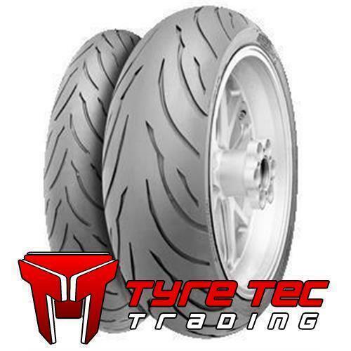 120//70-17 /& 190//50-17 Continental MOTION SUZUKI GSX 1400 Motorcycle Tyres NEW