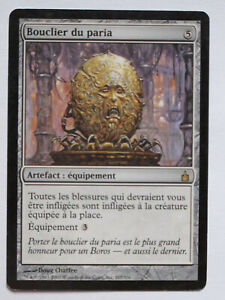 Bouclier-du-Paria-Pariah-039-s-Shield-MTG-Magic-Francais