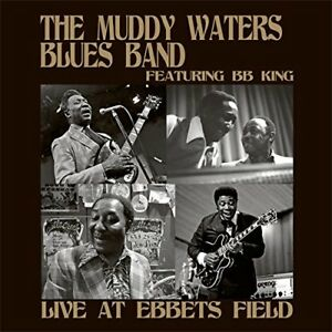 The-Muddy-Waters-Blues-Band-feat-BB-King-Live-At-Ebbets-Field-2015-CD-NEW