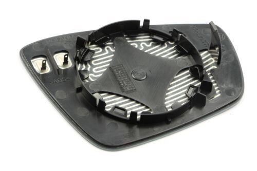 Neuf D/'origine VW 6r0857521f GLACE POLIE MIROIR Extérieur Miroir