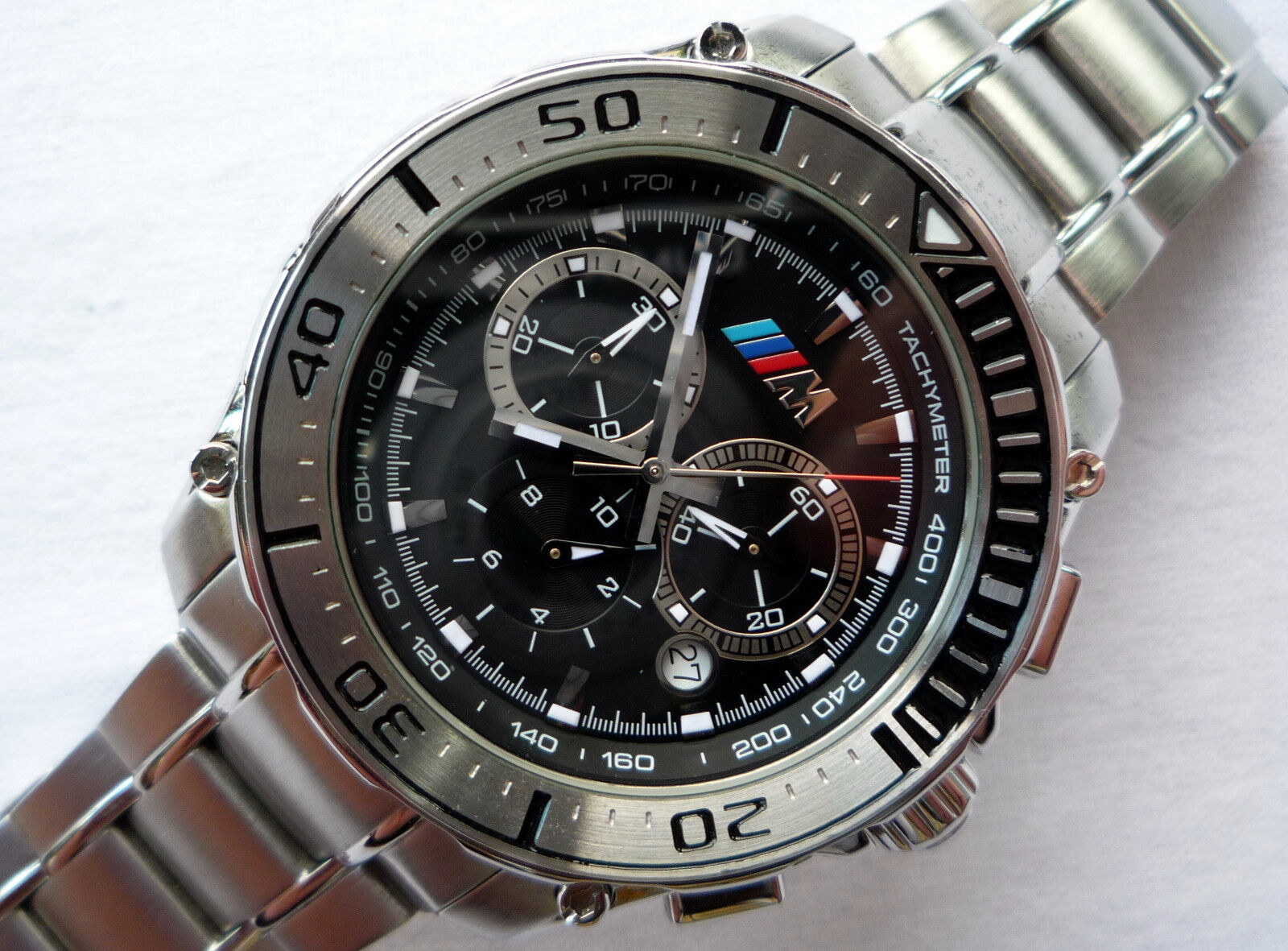 watches watch mens p motorsport design racing swiss m s power bmw chronograph rare ebay