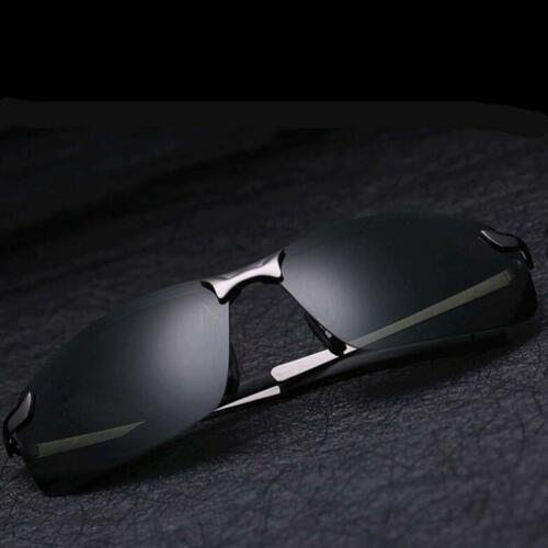 Lentes Blue HD Gafas de sol polarizadas Protec.UV 400 Sunglasses. mas Funda