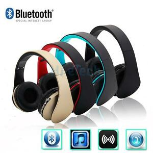 Foldable-FM-Bluetooth-Wireless-Headset-Stereo-Headphone-Mic-For-iPhone-Samsung