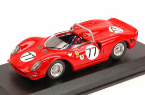 Ferrari 330 P2 N ° 77 Dnf Daytona 1965 Surtees / Rodriguez Modèle 1:43 Meilleurs modèles