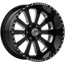 New Listing4 Xf Offroad Xfx 302 20x12 6x1356x55 44mm Blackmilled Wheels Rims Fits More Than One Vehicle